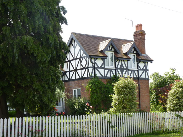 House on Coalash Lane, Woodgate, Worcestershire