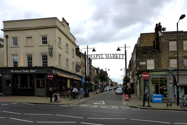 London - Chapel Market