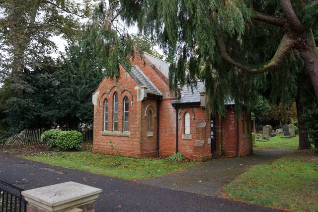 Disused Cemetery Chapel