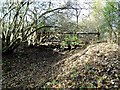 SK3640 : Bridge over the former Derby Canal Little Eaton Branch by Ian Calderwood