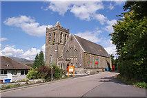 NN1073 : Former Macintosh Memorial Church by Richard Dorrell