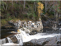 NH4063 : Waterfall on the Black Water by Julian Paren