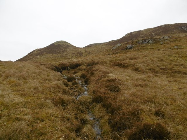 Slopes of Giùr-bheinn
