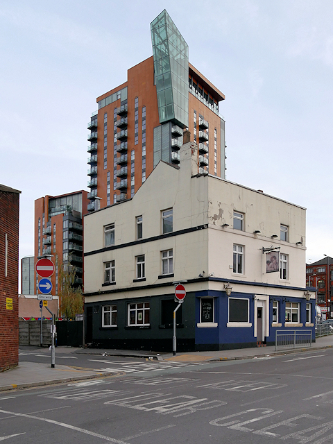 The Angel Public House, Manchester