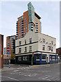 SJ8498 : The Angel Public House, Manchester by David Dixon