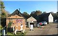 SU8091 : Laceys Farm Shop by Des Blenkinsopp