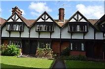 TQ5446 : Southdown House by N Chadwick