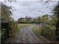 SJ8945 : Fenton Park: waste disposal area by Jonathan Hutchins