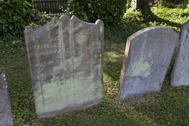 Headstone Inscriptions