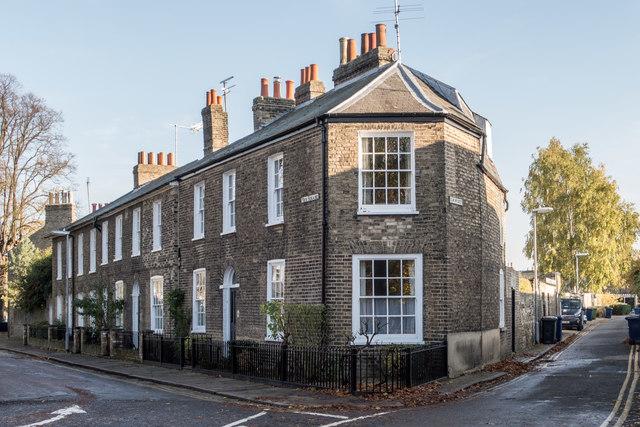 Terraced Housing, Cambridge