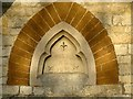 SK8526 : Datestone, Croxton View, Saltby by Alan Murray-Rust