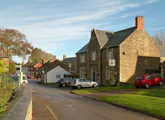 The Crown Inn, Sproxton