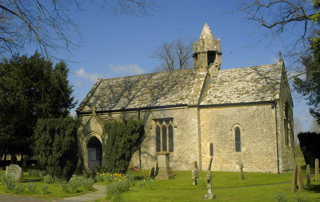 Acton Turville Church, Gloucestershire 2012