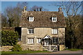 ST8081 : Dormer Cottage, Acton Turville, Gloucestershire 2012 by Ray Bird