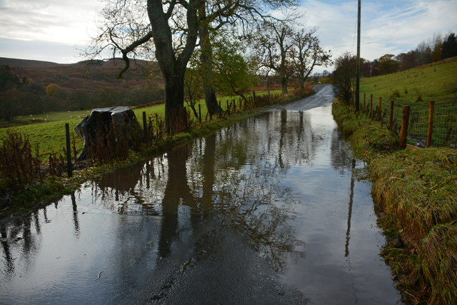 Ford at Hepple