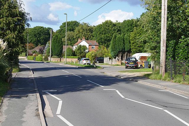 Frimley Road, Ash Vale