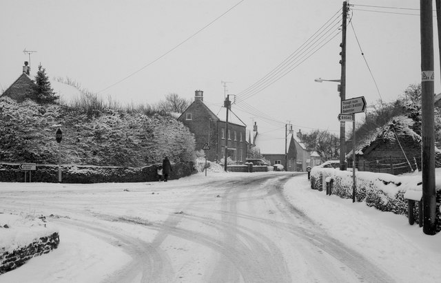 High St, Acton Turville, Gloucestershire 2013