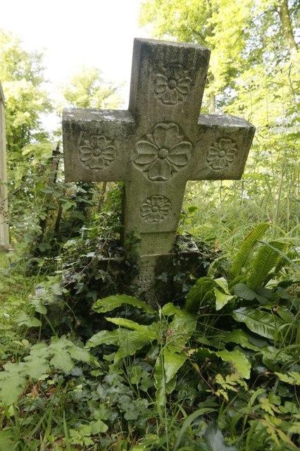 Flowers on the Cross
