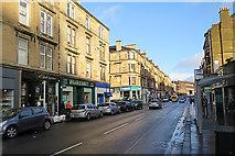NS5667 : Byres Road by Anne Burgess