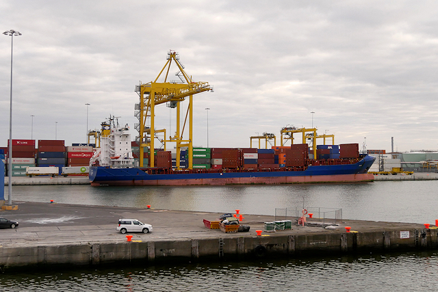 Port of Dublin Freight Terminal