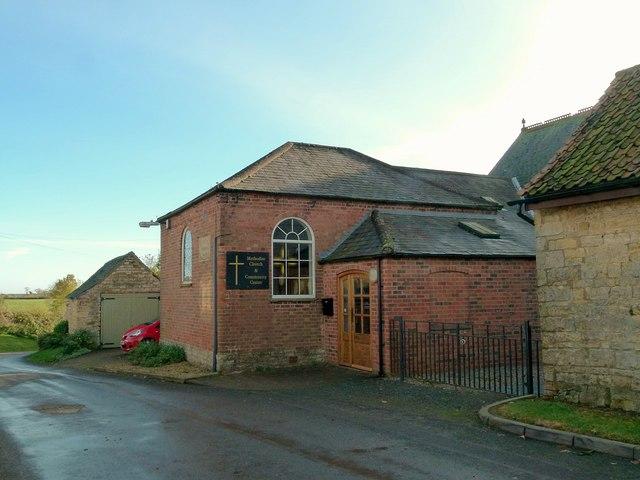 Stonesby Methodist Church