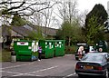 TQ7818 : Recycling point, Sedlescombe Street by Patrick Roper