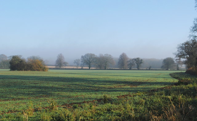 Acton Turville Countryside, Gloucestershire 2014