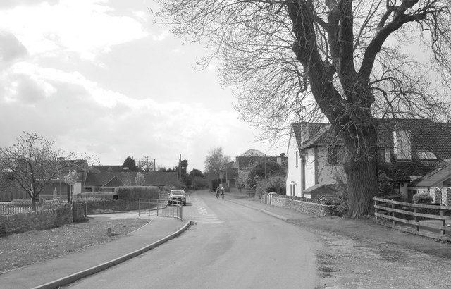 Littleton Drew Lane, Acton Turville, Gloucestershire 2012