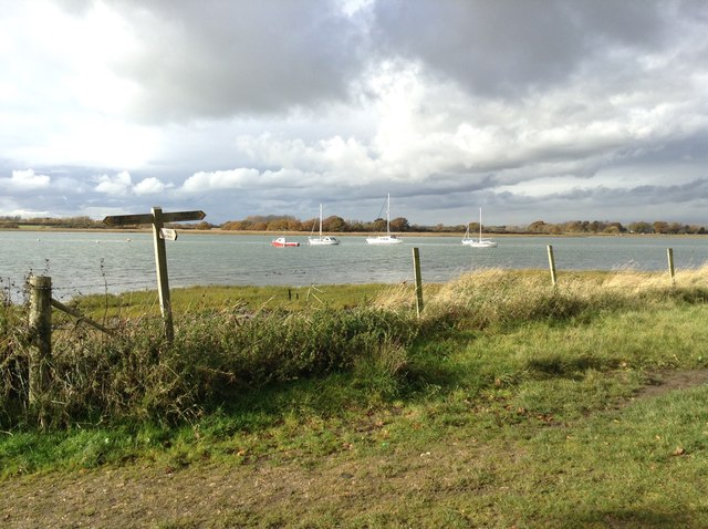 Fishbourne Channel