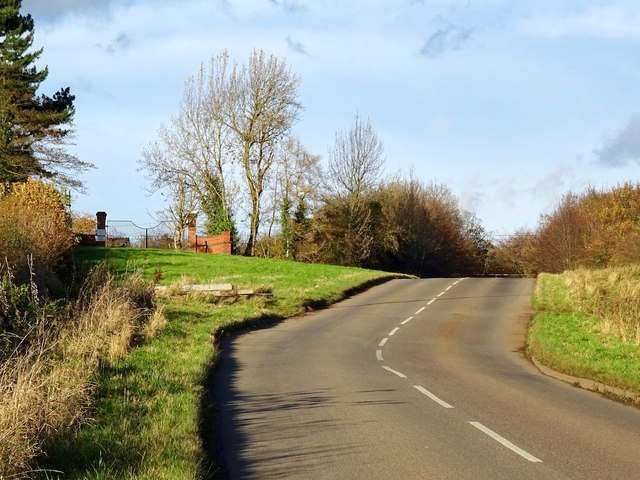 Hopwell Road re-routed