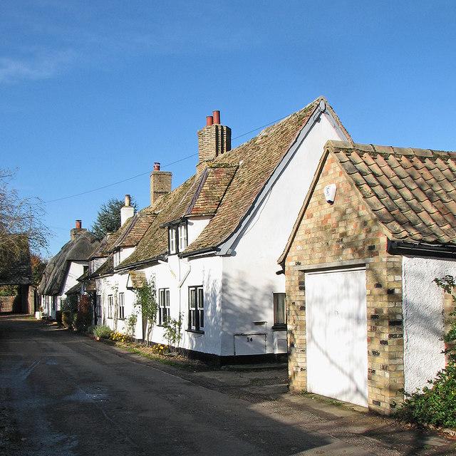 Fenstanton: Church Lane