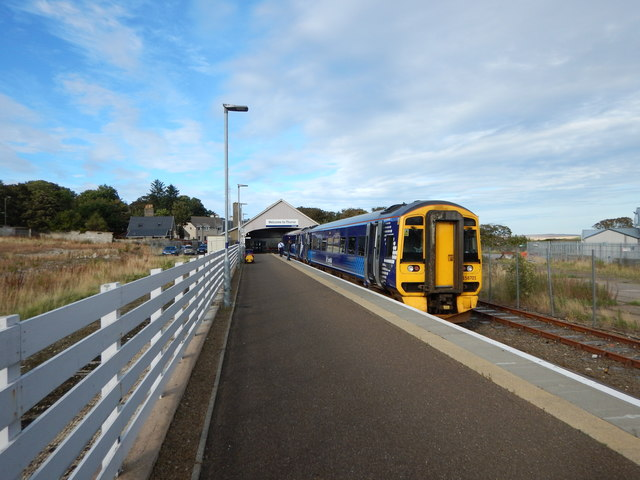 Thurso Railway Station