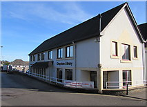 ST5393 : Chepstow Library by Jaggery
