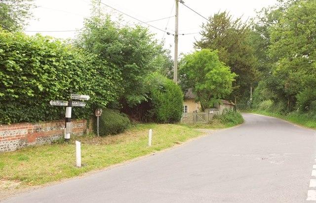 Junction, Netton