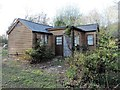 TQ7818 : Rosewood holiday chalet, Churchland Lane by Patrick Roper