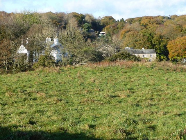 Houses at Well Knowe, near Cartmel
