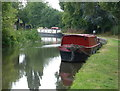 SJ9421 : Narrowboats on the Staffordshire and Worcestershire Canal by Mat Fascione