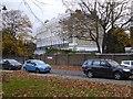 TQ2875 : Apartment block, Clapham Common North Side by David Smith