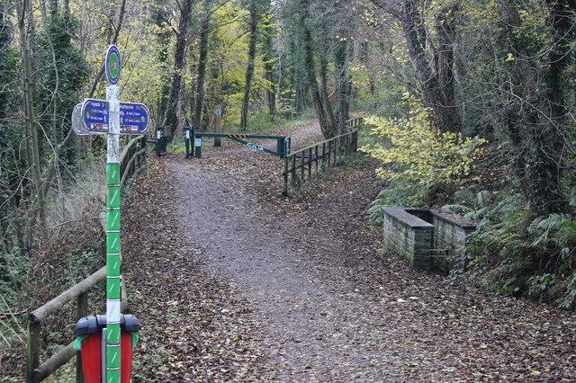 Celtic Trail, NCR 47, Ynys Hywel