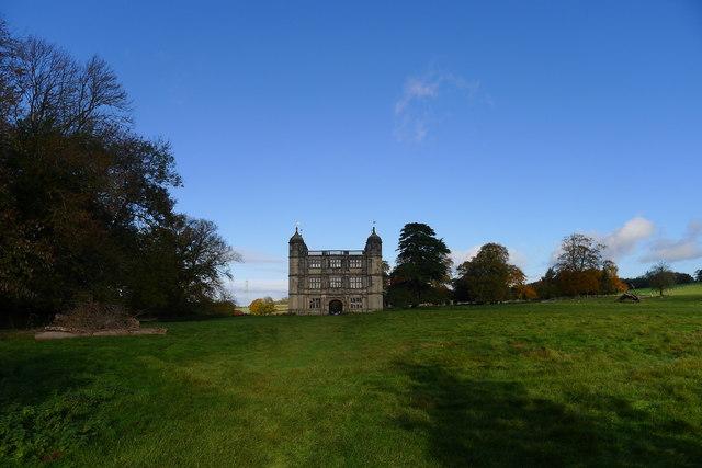 The Gatehouse, Tixall