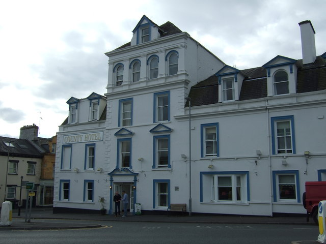 The County Hotel, Kendal