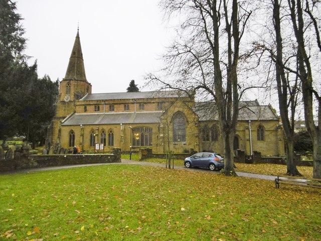 Kenilworth, St. Nicholas'
