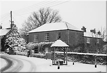 ST8080 : Well Corner, Acton Turville, Gloucestershire 2013 by Ray Bird