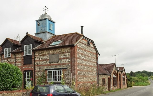Kings Stables, Upper Woodford