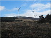S8557 : Greenogue Windfarm by kevin higgins