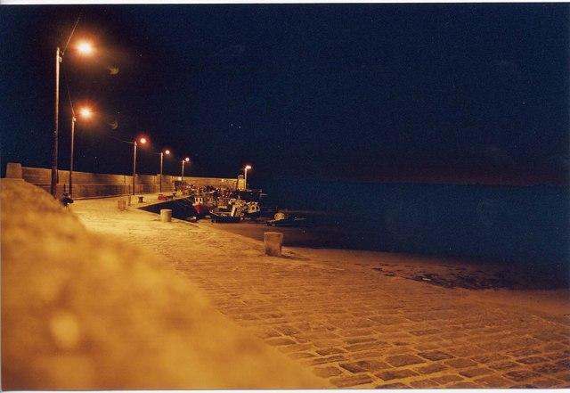 Loughshinny Pier