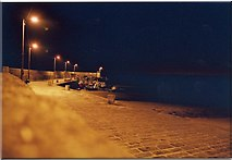 O2756 : Loughshinny Pier by John Cooney