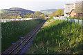 NT5135 : Borders Railway east of Galashiels by Stephen McKay
