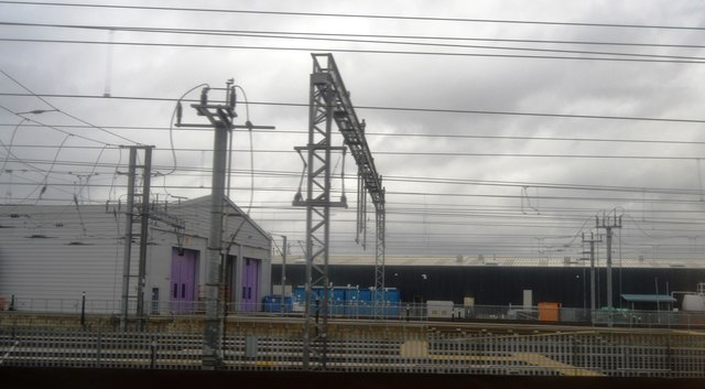 Old Oak Common Depot