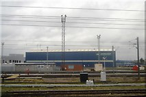 TQ2182 : GWR Shed, Old Oak Common Depot by N Chadwick